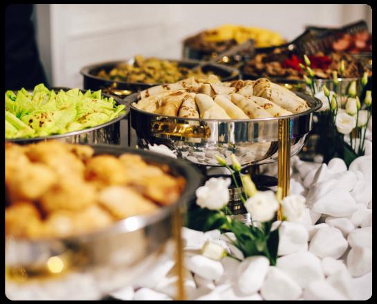 réduire le gaspillage alimentaire sur les événements