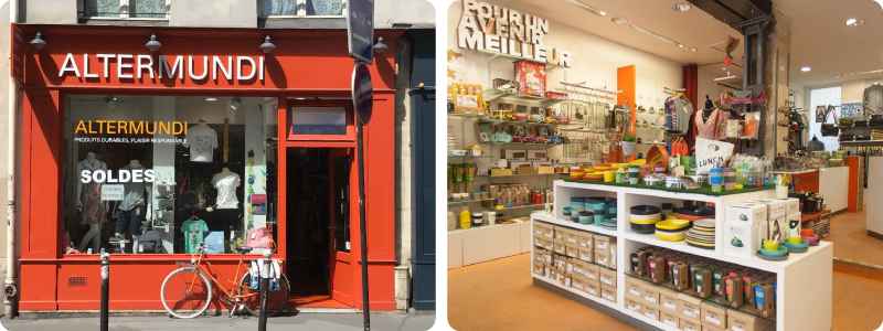 boutique consommation responsable
