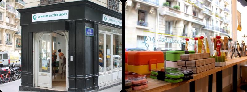 maison du zéro déchet à Paris