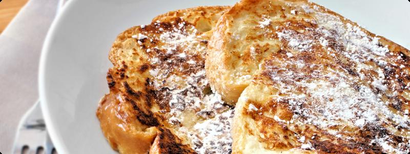 Recette facile du pain perdu pour ne pas jeter le pain rassis
