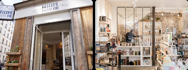 Boutique seconde main pas cher Paris
