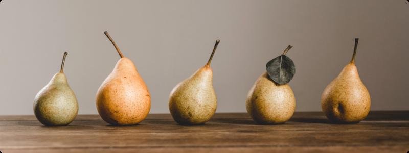 Des fruits moches et des légumes trop petits qui ne sont pas calibrés et vendus moins chers !