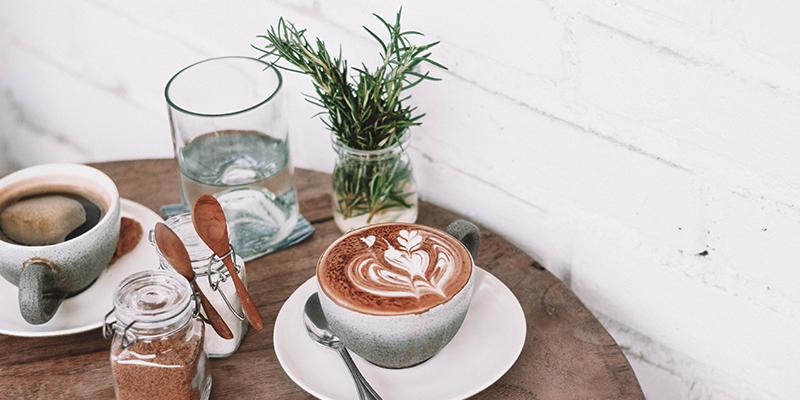 cafe zero waste