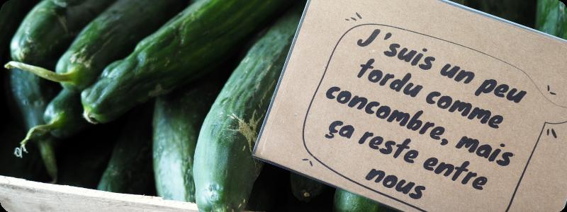 Pour réduire le gaspillage : acheter responsable en consommant des produits moches