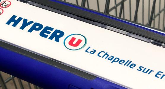 Hyper U La Chapelle-sur-Erdre s'engage dans le zéro-gaspi avec Phenix