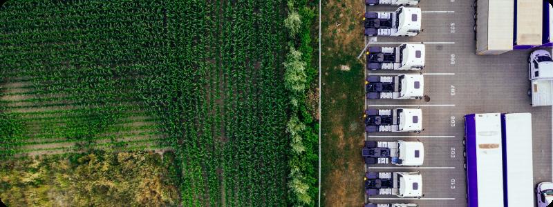 Les aléas climatiques et logistiques influence sur le gaspillage