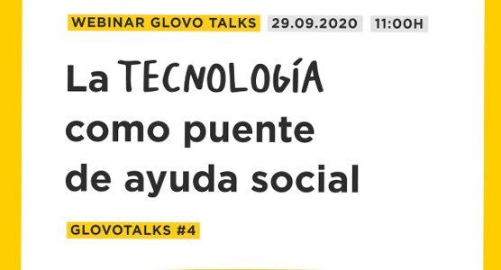 la tecnologia como puente de ayuda social
