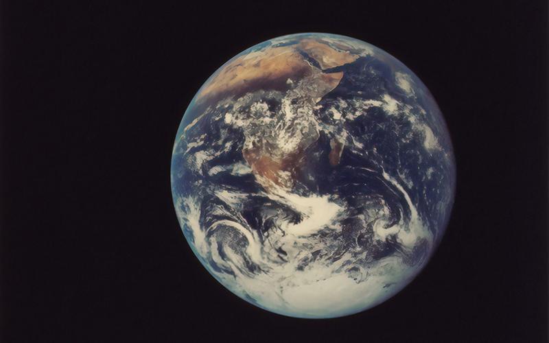 cuidar la tierra, cuidar la capa de ozono