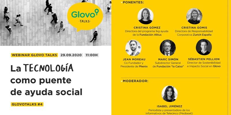 ponentes glovo talks phenix