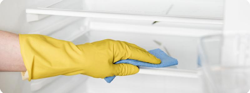 Quelques règles pour bien nettoyer son réfrigérateur, sans produits chimiques