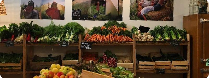 Fruits et légumes bio Marseille
